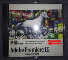 Adobe Premiere LE Deluxe