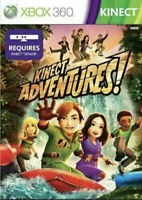 KINECT ADVENTURES! XBOX 360 GAME BRAND NEW FACTORY SEALED (2010)