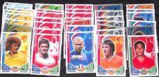 Bundle of 38 Topps Match Attax International Legends 2010 Football Trading Cards