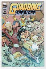 Guarding the Globe #1 Comic Book - Image 2012 - 1st Print NM