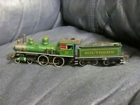 Bachman Southern 2-2-0 Engine Tender Train HO