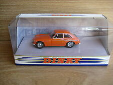 DINKY TOYS by MATCHBOX  DY 3B 1965 MGB GT in Orange   Deceased Estate