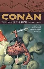Conan: The Hall of the Dead Volume 4