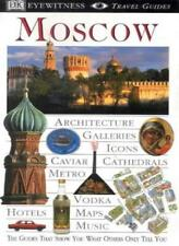 Moscow (DK Eyewitness Travel Guide),Christopher Rice