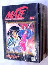 MAZE n. 1-12 SERIE COMPLETA Play Press 2002 Satoro Akahori & Rei Omishi Manga