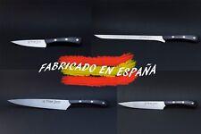 Juego de Cuchillos Jamonero, Cocinero, Cocina y Mondador Micarta X50CrMoV15 MOVA