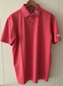 Footjoy Titleist Polo Shirt Large Athletic Fit BRAND NEW