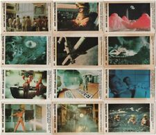 1975 Sunicrust Space 1999 Cards - Lot of 12 Different