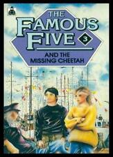 The Famous Five and the Missing Cheetah (Knight Books),Claude Voilier,John Coop