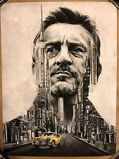 Robert Bruno Taxi Driver Movie Print Poster Mondo Robert De Niro Martin Scorsese