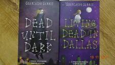 BUNDLE OF 2 CHARLAINE HARRIS SOOKIE STACKHOUSE VAMPIRE MYSTERY BOOKS