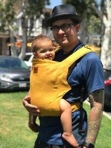 HAPPY REVOLUTION (FORWARD FACING OPTION) Baby Carrier - MARIGOLD