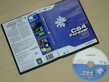 Cloanto C64 Forever 2012 Plus Edition on CD - NEW! Commodore 64 64C 128D Amiga