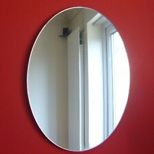 Oval Shaped Mirrors (Shatterproof Acrylic Mirrors, Several Sizes)