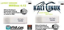 WifiSlax 4.12 & Kali 2016.2  WIFI HACKER CRACK WIFI HACK WEP WPA WPA2