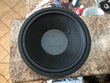 "Diamond Audio M3151.4 15"" Old School USA Made SQ 500w Subwoofer Dual 4 ohm"