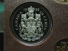 1995 Canadian Proof 50 Cent ($0.50)