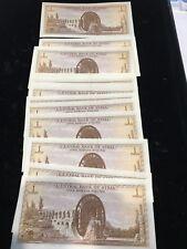 Billet de 1 Pound Syrie