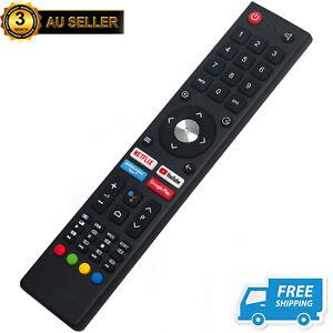 YDX137-G36 Remote Control fit for Kogan Smart TV with Googleplay NETFLIX keys