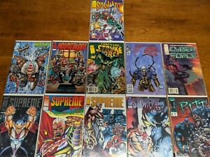 Collection of Assorted Comics
