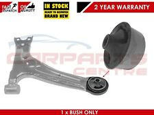 FOR TOYOTA AVENSIS VERSO ACM20 FRONT WISHBONE CONTROL ARM REAR BUSH 2001 - 2005