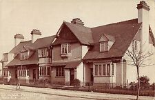 BR75217 cottages primrose hill port  sunlight  real photo uk merseyside
