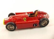 Transformation sur Brumm Ferrari Lancia D50 GP Monaco 1956 #20 Fangio  1/43