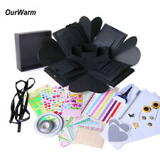 OurWarm DIY Surprise Love Explosion Box Gift Party Scrapbook DIY Photo Album