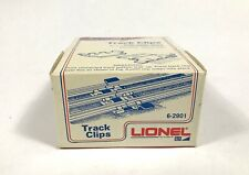 Lionel MPC 6-2901 Track Clips / C10 MINT in Banner Box