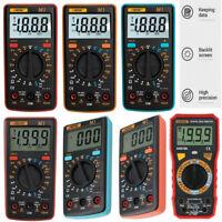 ANENG LCD Display Digital Multimeter AC/DC Voltage/Current/Resistance/NCV Meter
