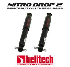 "87-96 Dodge Dakota 2WD Nitro Drop 2 Front Shocks 0"" - 2"" Drop (Pair)"