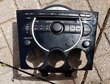 MAZDA RX8 RX-8 2003-2008 BOSE 6 DISC CD PLAYER Panel STEREO RADIO BLUETOOTH trim