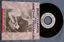 "Vinyl 7"" von Eurythmics And  Aretha Franklin  ‎– Sisters Are Doin' It For Thems"