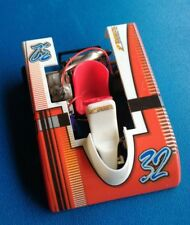 emmick go kart modellino giocattolo in metallo e plastica con sterzo