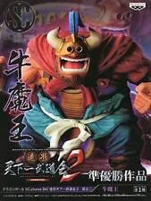 造形天下一武道會龍珠改 龍珠 牛魔王Banpresto Japan Dragonball Z Kai Scultures Tenkaichi Colosseum Gyumao Ox-King figure 100% Authentic