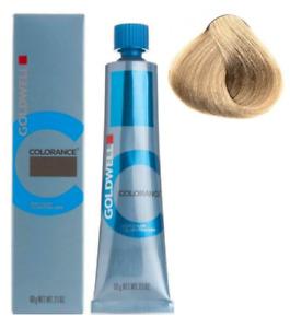 Goldwell Colorance Demi Color Semi-Permanent Hair Colour, 10BG Beige Gold