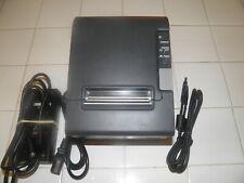 Epson TM-T88IV Thermal POS Receipt Printer  M129H  USB with Power Supply
