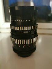 Pentacon Gdr Orestor 135mm 2.8 bokeh monster Meyer Optik 15 blades