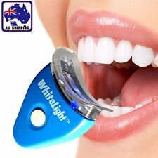 Blue Light Teeth Tooth Cleaner Dental Oral Care Whitening System Kit SPTIZ9990