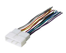 ★ CAR STEREO CD PLAYER WIRING HARNESS WIRE ADAPTER PLUG for AFTERMARKET RADIO H★