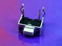 Taktil Schalter (Taster) / Tact Switch Abgewinkelt Reset PCB #A542