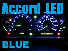BLUE LED Dash Dashboard Lights Globe Honda Accord 1998-2002 Instrument Cluster