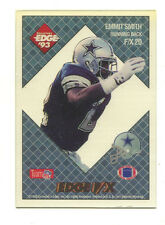 1993 Edge Rookie FX #20 Emmitt Smith Dallas Cowboys
