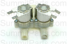 2 Way, 220V Water Valve For Ipso Washers - 9001747P, 209/00110/00P