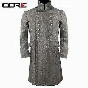 Civil War Confederate Frock Coat All Sizes Available !