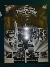 Mighty Morphin Power Rangers Special Edition Black / Gold Megazord 1993