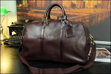 LOUIS VUITTON Authentic France Authentic Mens Duffle Carryall Bag With Strap