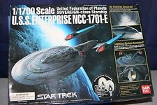 STAR TREK U.S.S. ENTERPRISE NCC-1701-E 1/1700 BANDAI Japan
