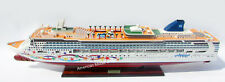 "Norwegian Star Cruise Ship Model 40"" Handcrafted Wooden Model"