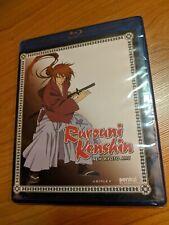 Rurouni Kenshin: New Kyoto Arc (Brand New Blu-ray Disc, 2013)